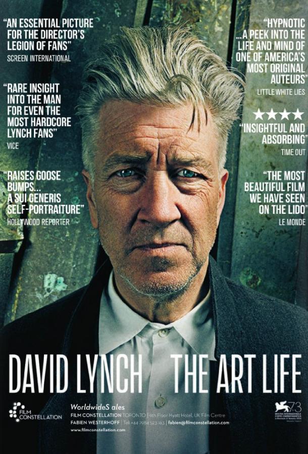 Дэвид Линч: Жизнь в искусстве (2016)