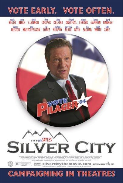 Серебряный город / Silver City (2004)