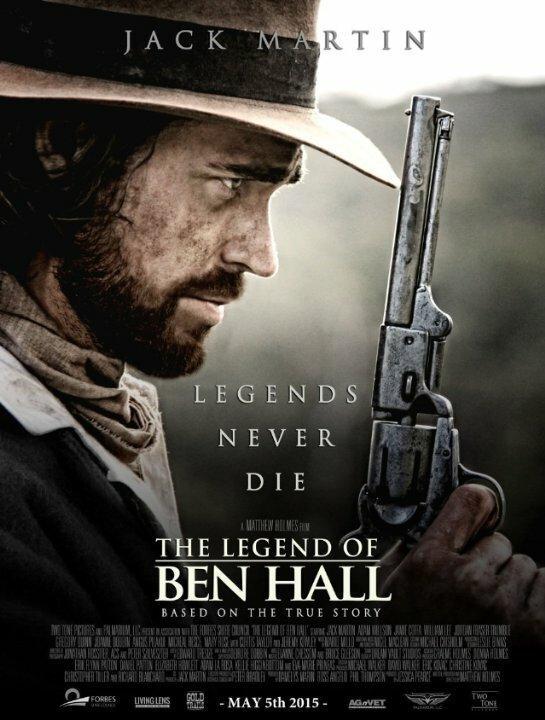 Легенда о Бене Холле / The Legend of Ben Hall (2017)