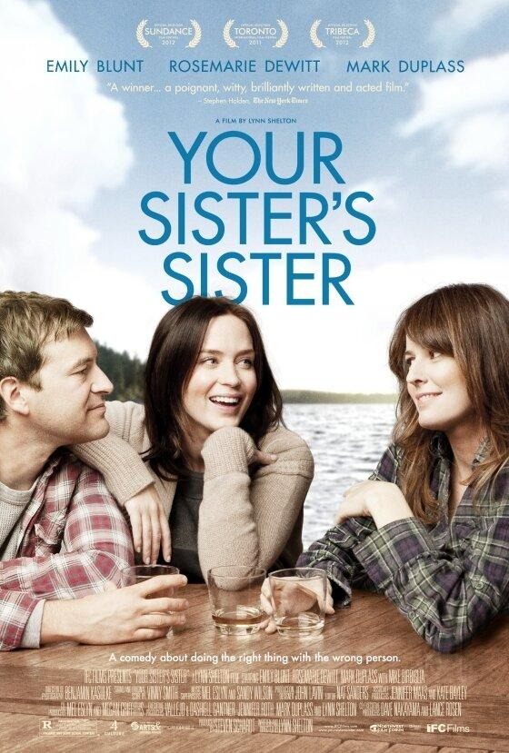 Сестра твоей сестры / Your Sister's Sister (2011)