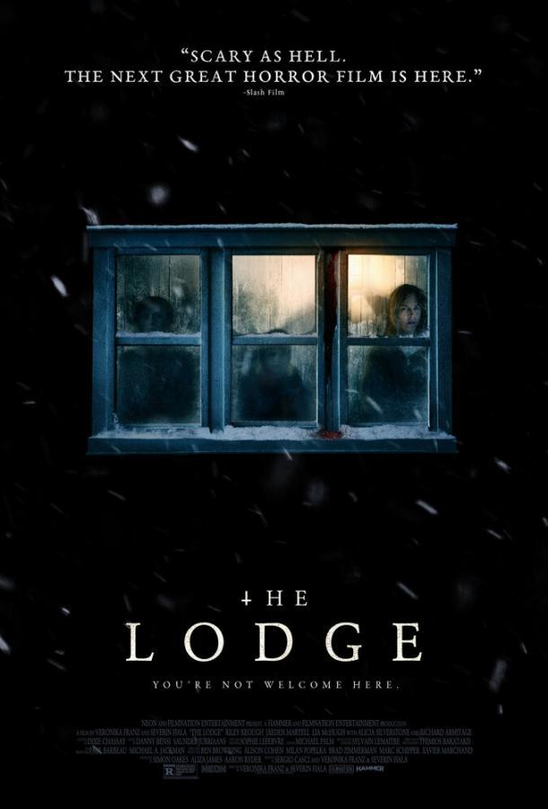 Сторожка / The Lodge (2019)