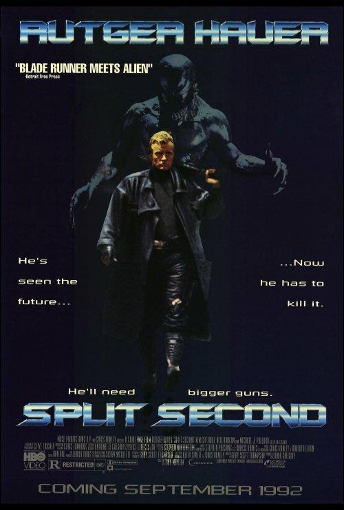 Считанные секунды / Split Second (1992)