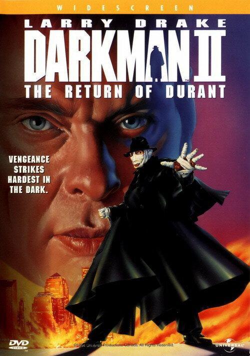 Человек тьмы II: Возвращение Дюрана / Darkman II: The Return of Durant (1994)