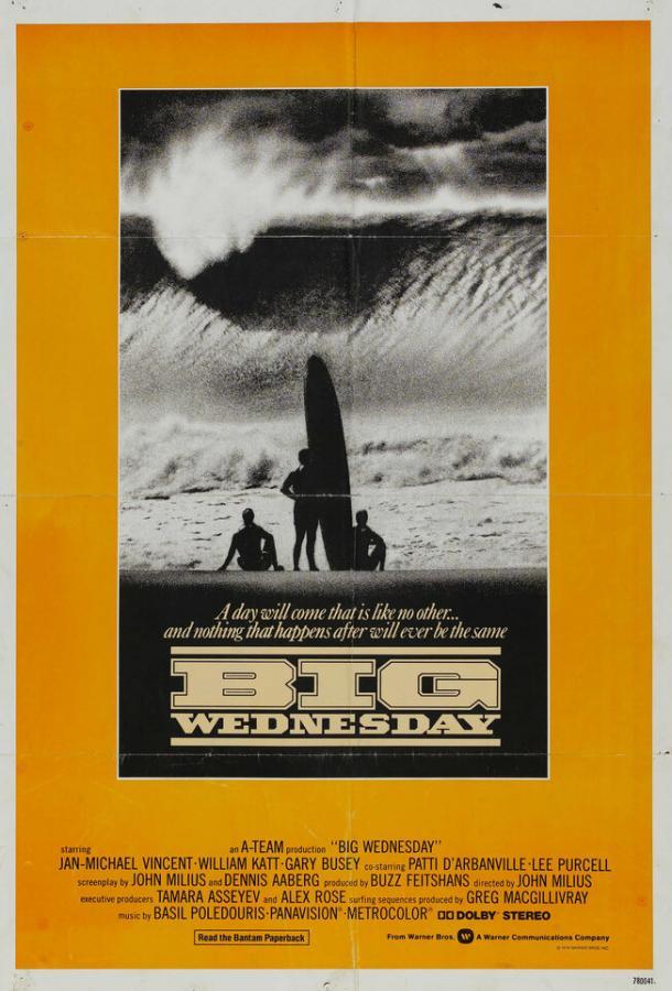 Все решается в среду / Big Wednesday (1978)
