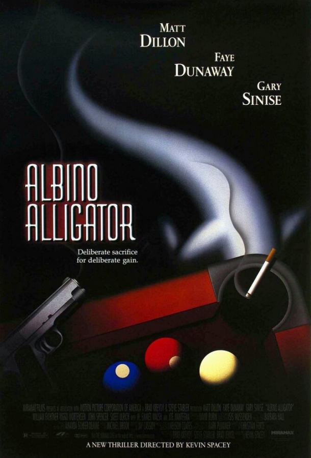 Альбино Аллигатор / Albino Alligator (1996)