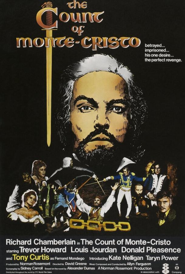 Граф Монте-Кристо / The Count of Monte-Cristo (1975)