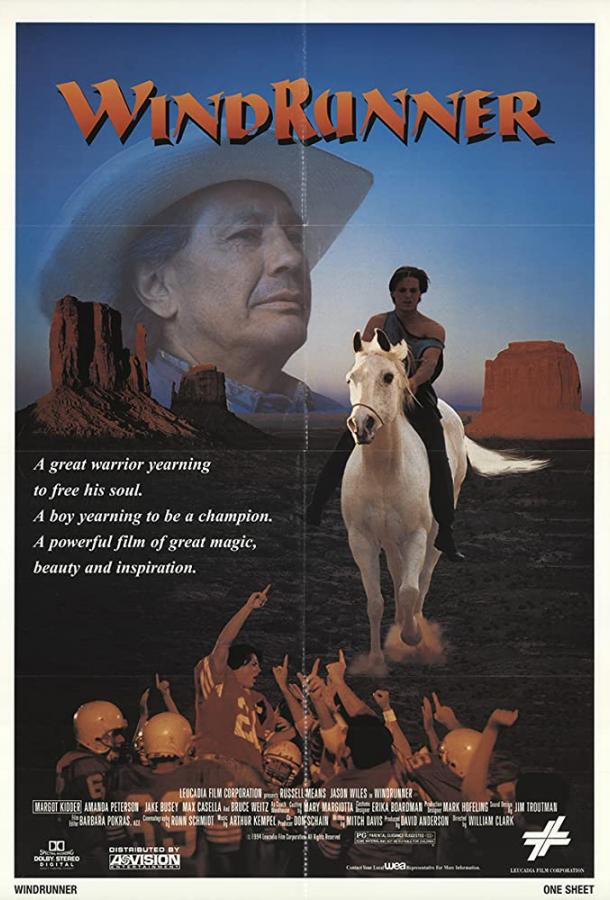 Звезда футбола / Windrunner (1994)