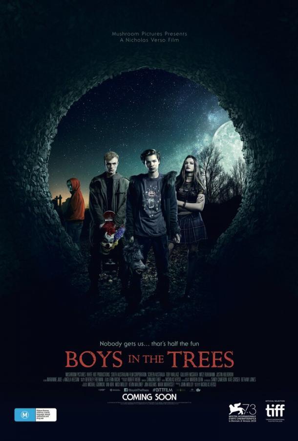 Мальчики на деревьях (2016)