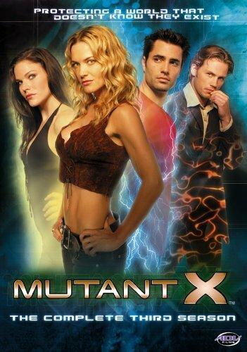 Мутанты Икс  (2001) 3 сезон 22 серия.
