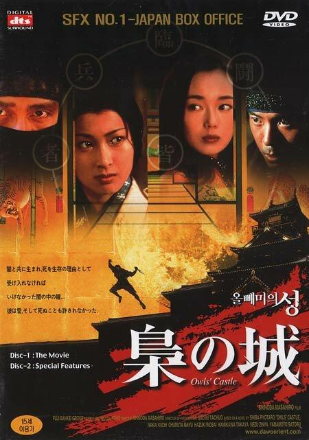 Замок совы / Fukuro no shiro (1999)