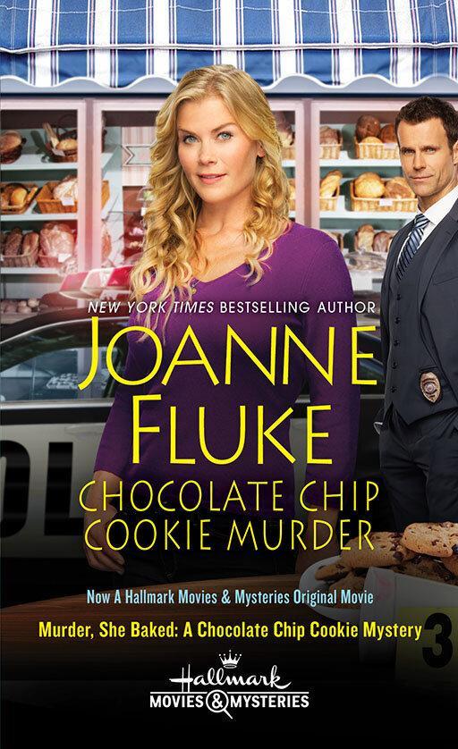 Она испекла убийство: Загадка шоколадного печенья (2015) смотреть онлайн