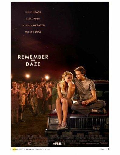 Ошеломление / Remember the Daze (2007) смотреть онлайн