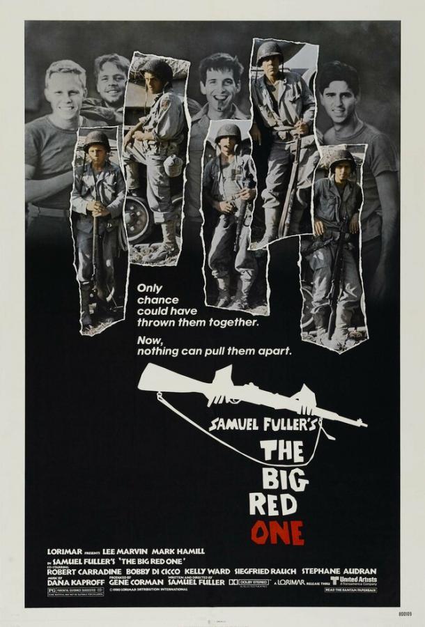 Большая красная единица / The Big Red One (1980)