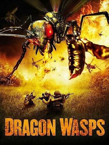 Драконовые осы / Dragonwasps (2012)