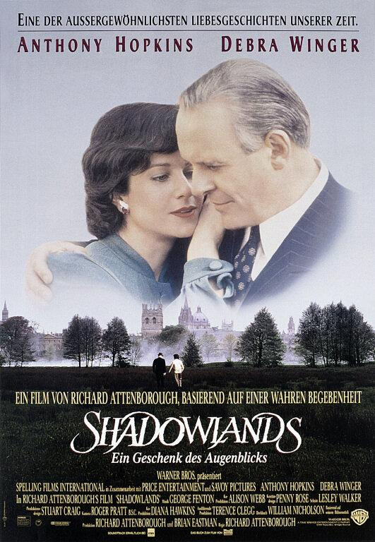 Страна теней / Shadowlands (1993)