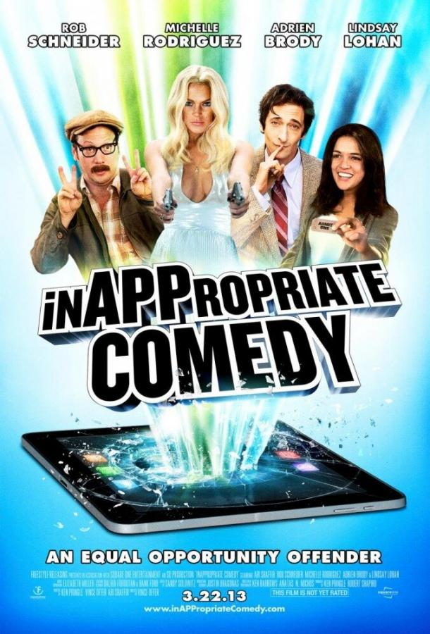 Непристойная комедия / InAPPropriate Comedy (2013)