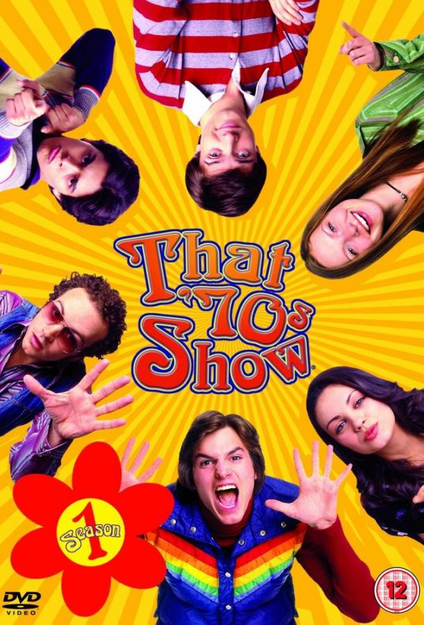 Шоу 70−х / That '70s Show (1998)