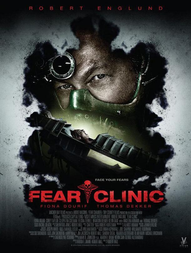 Клиника страха / Fear Clinic (2009)