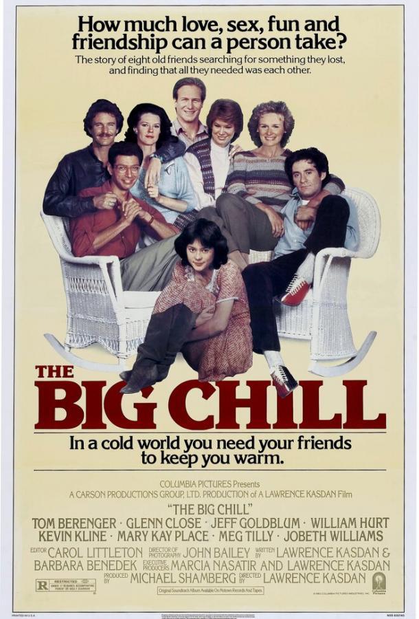 Большое разочарование / The Big Chill (1983)