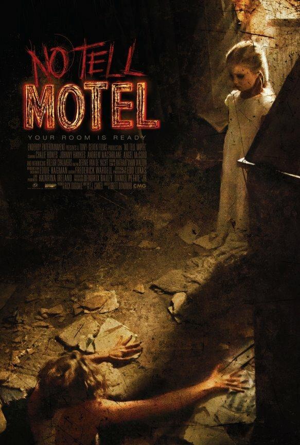 Молчаливый мотель / No Tell Motel (2013)