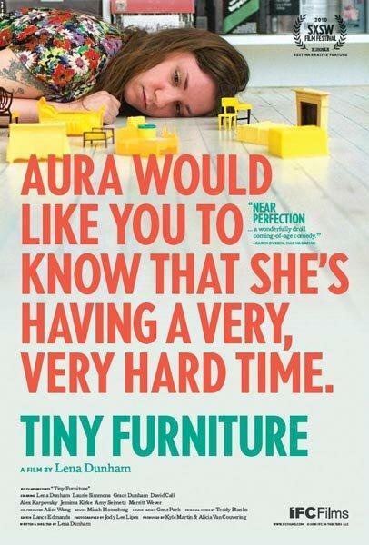 Крошечная мебель / Tiny Furniture (2010)