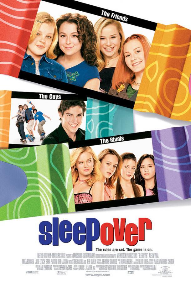 Ночная тусовка / Sleepover (2004)