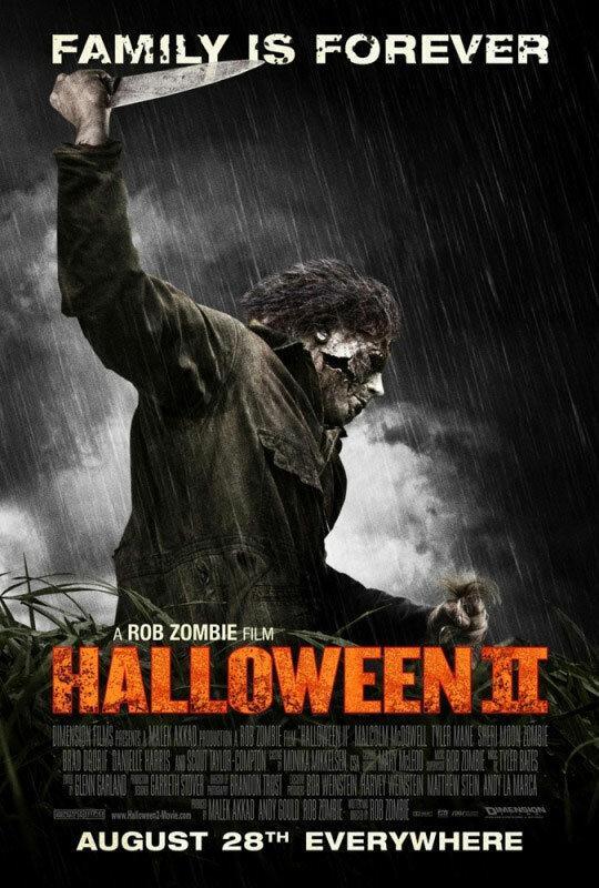 Хэллоуин 2 / Halloween II (2009)