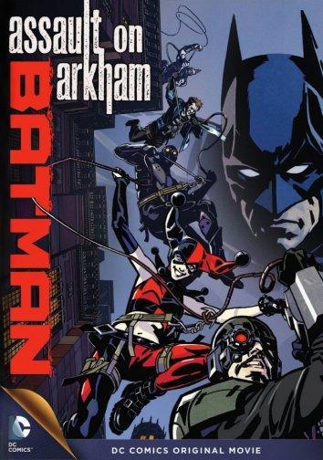 Бэтмен: Нападение на Аркхэм 2014 смотреть онлайн в хорошем качестве
