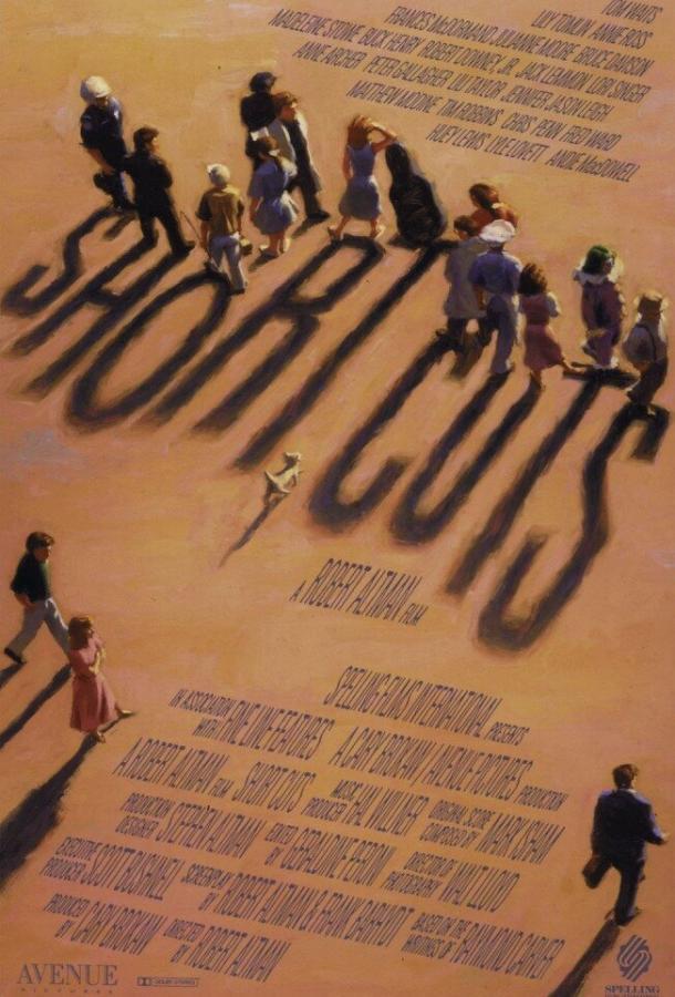 Короткий монтаж / Short Cuts (1993)