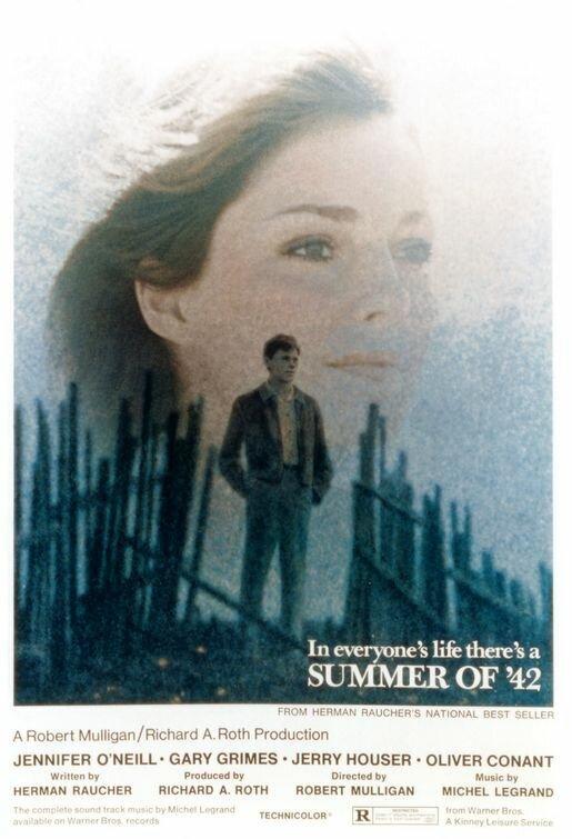 Лето 42-го / Summer of '42 (1971)