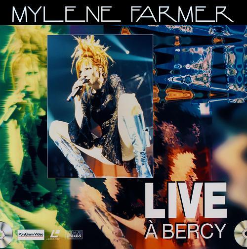 Концерт Милен Фармер в Берси (1997)