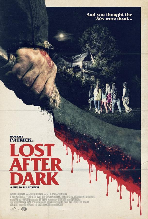 Потерявшиеся во тьме (2013) смотреть онлайн