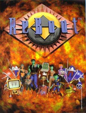 Повторная загрузка / ReBoot (1994)
