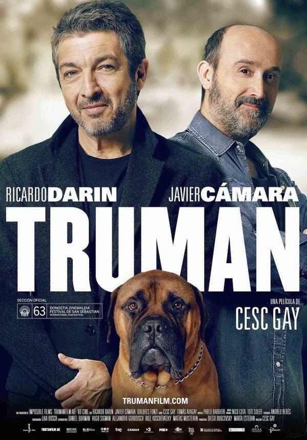 Трумэн / Truman (2015)