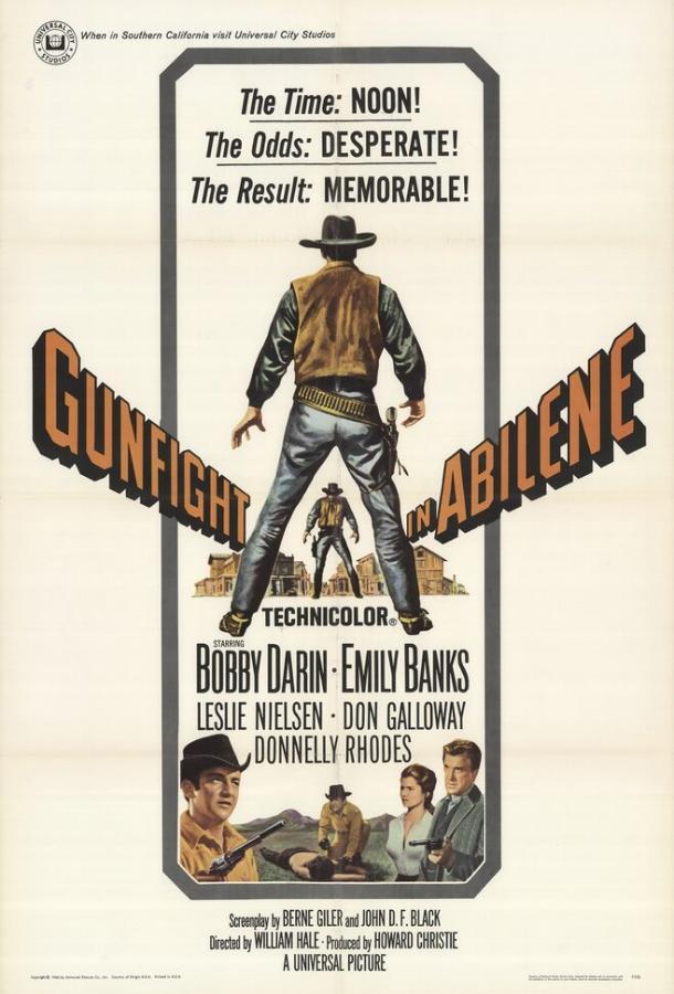 Перестрелка в Абилене / Gunfight in Abilene (1967)