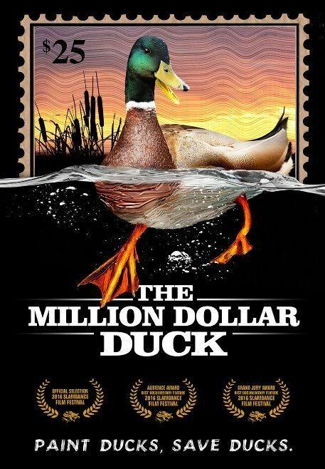 Утка на миллион / The Million Dollar Duck (2016)
