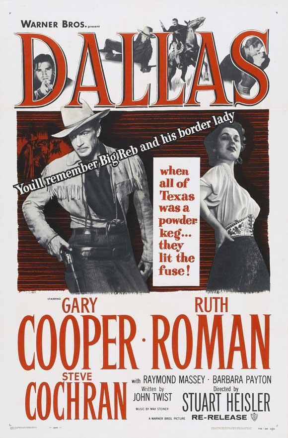 Даллас / Dallas (1950)
