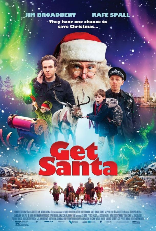 Достать Санту / Get Santa (2014)