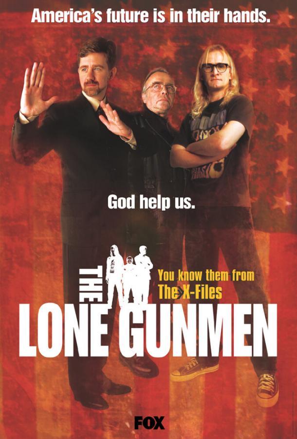 Одинокие стрелки / The Lone Gunmen (2001)