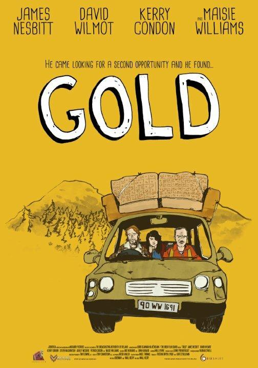 Золото / Gold (2014)