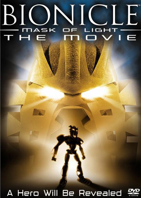 Бионикл: Маска света / Bionicle: Mask of Light (2003)