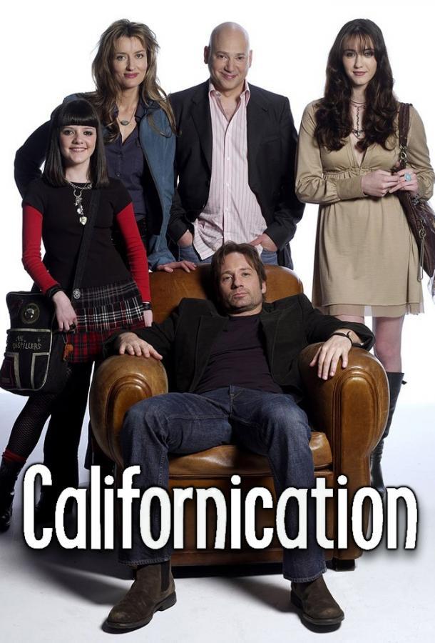 Блудливая Калифорния (2007) WEB-DLRip 720p