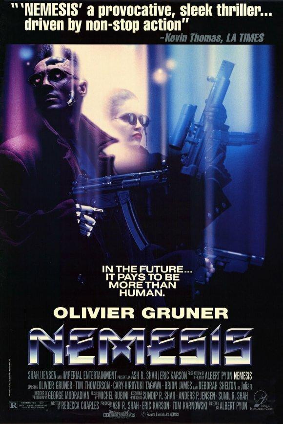 Немезида / Nemesis (1992)