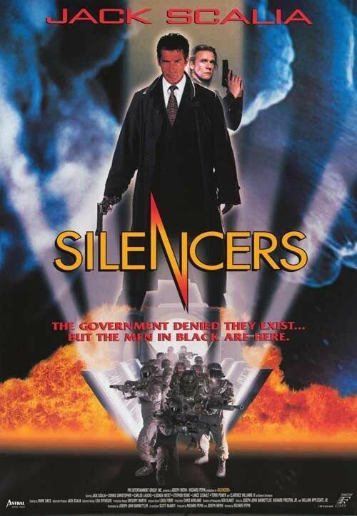 Тайные пришельцы / The Silencers (1996)