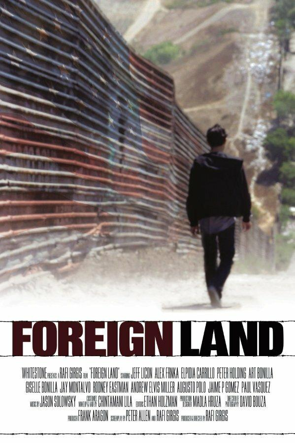 Чужбина / Foreign Land (2016)