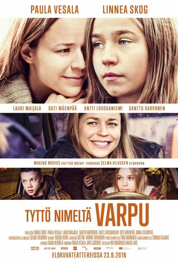 Девочка по имени Варпу / Tyttö nimeltä Varpu (2016)