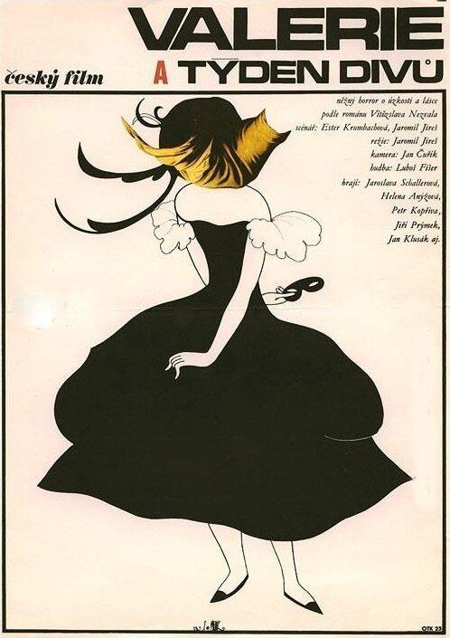Валерия и неделя чудес (1970)