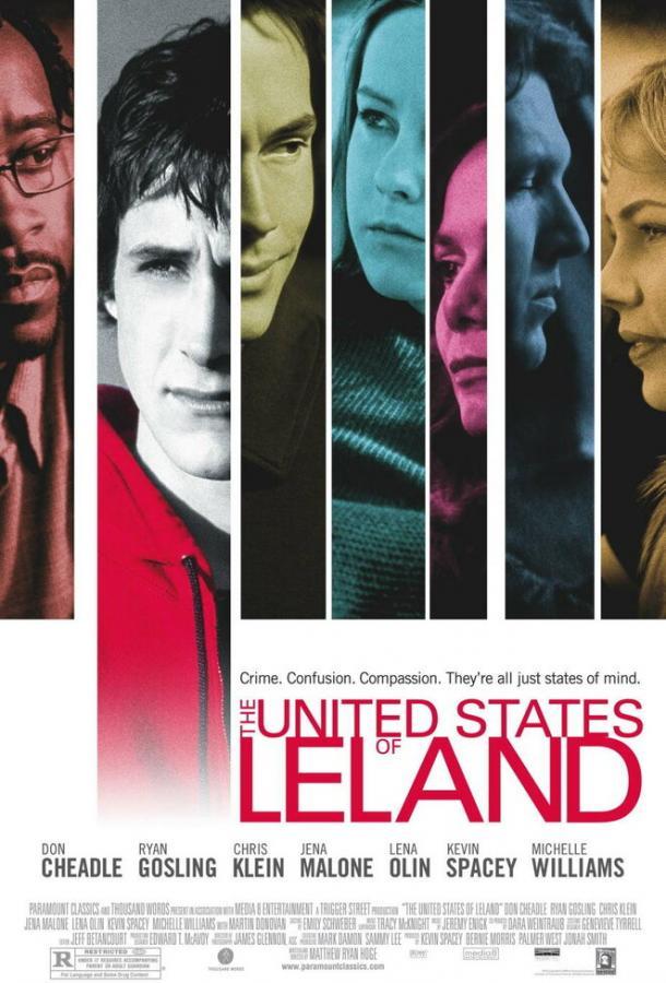 Соединенные штаты Лиланда 2003 смотреть онлайн в хорошем качестве