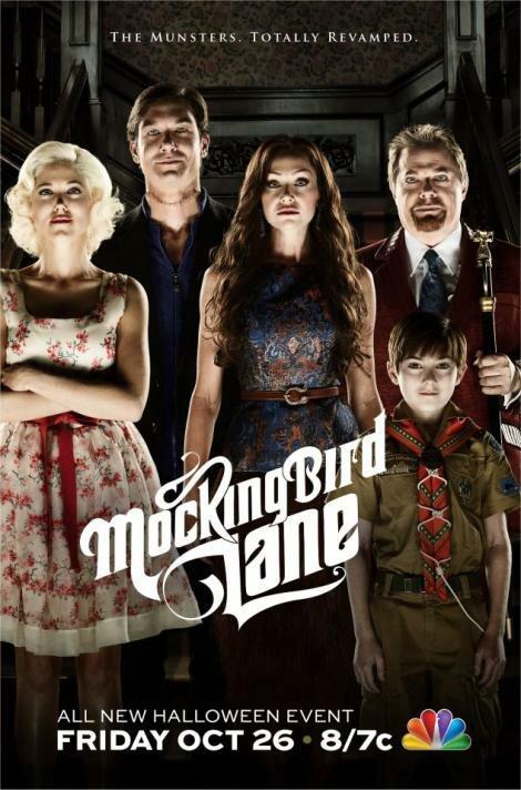 Семейка монстров / Mockingbird Lane (2012)