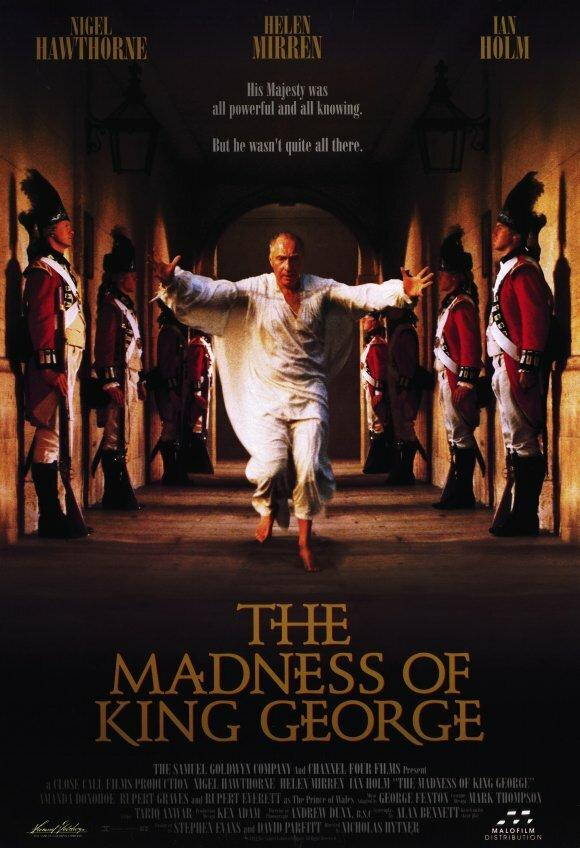 Безумие короля Георга / The Madness of King George (1994) смотреть онлайн